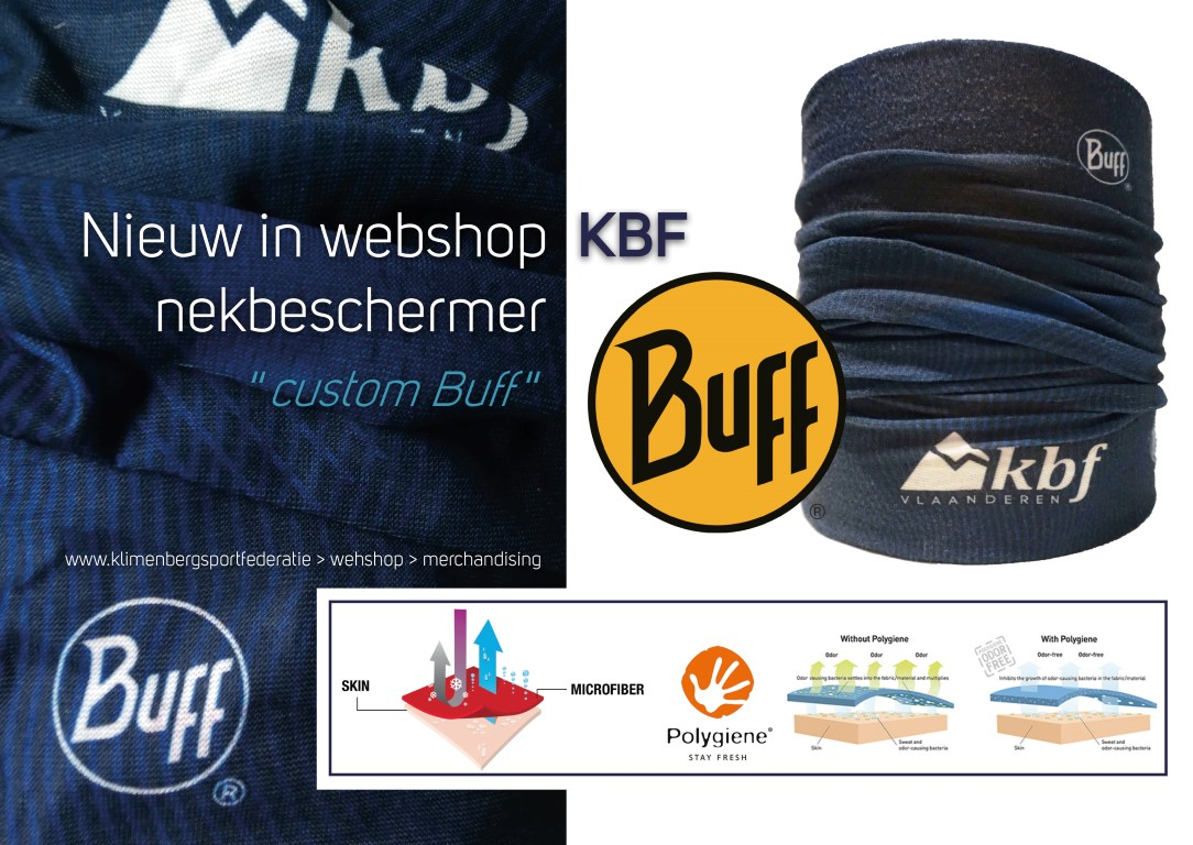 KBF Custom Buff 2018