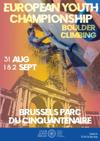 European Youth Championship Boulder 2018