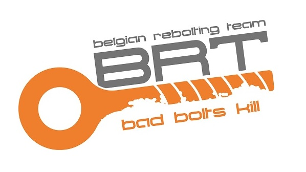 Logo Belgian Rebolting Team
