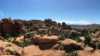 Arches National Park - Fiery Furnace